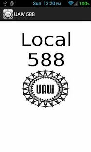 UAW Local 588 - screenshot thumbnail