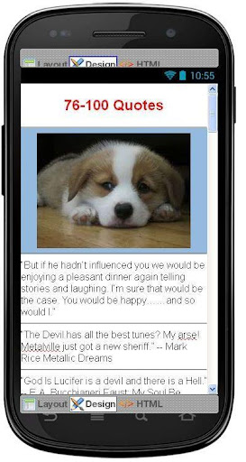 【免費社交App】Best Devil Quotes-APP點子