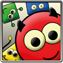 Jumping Stones (logic) icon