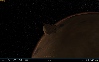 Screenshot of Pocket Planets Lite