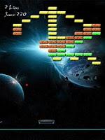 Screenshot of Ultimate Arkanoid Lite