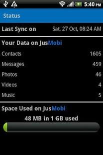 jusStor- screenshot thumbnail
