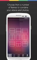 Screenshot of Vidstitch Pro - Video Collage