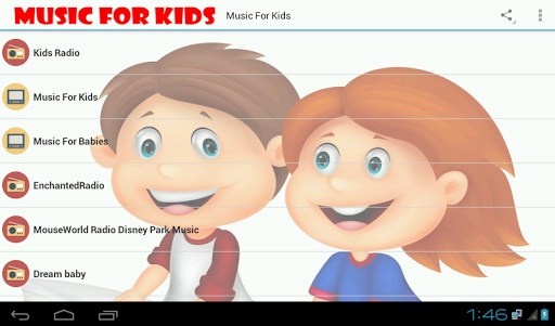 Music For Kids with Kids Radio