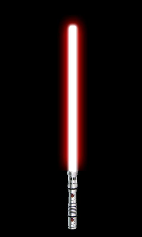 StarWars LightSaber - screenshot