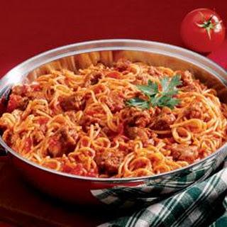 Johnsonville® One-Pan Italian