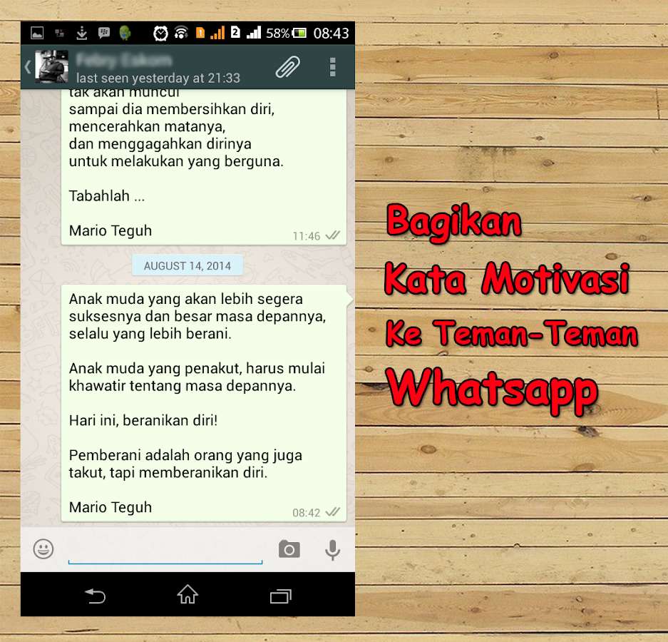 Kata Motivasi Mario Teguh Android Apps On Google Play