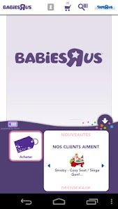 "Babies""R""Us France screenshot 1"