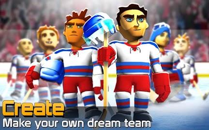 BIG WIN Hockey Screenshot 1