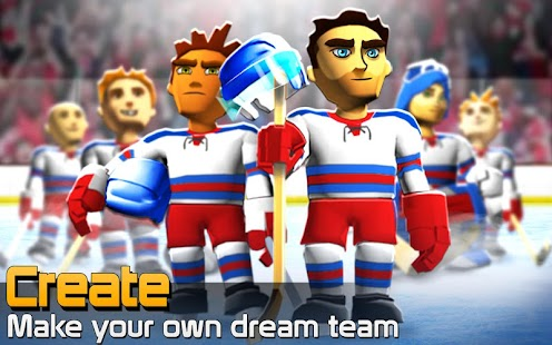 BIG WIN Hockey - screenshot thumbnail