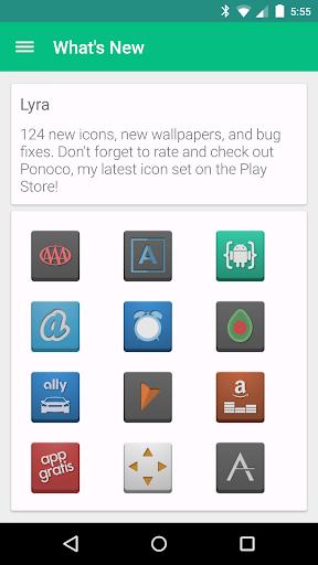 Lyra Icon Theme