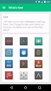 Lyra Icon Theme v5.1.1