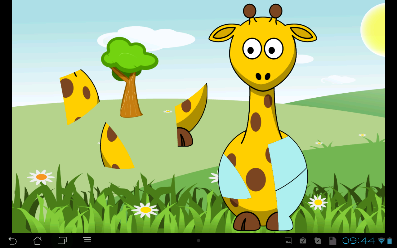 33 Animal puzzles for toddlers - screenshot