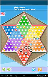 Chinese Checkers- screenshot thumbnail