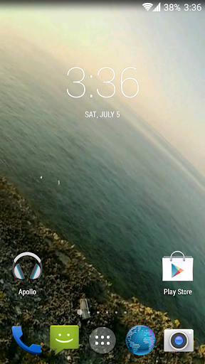 Ocean HD. Live Wallpaper