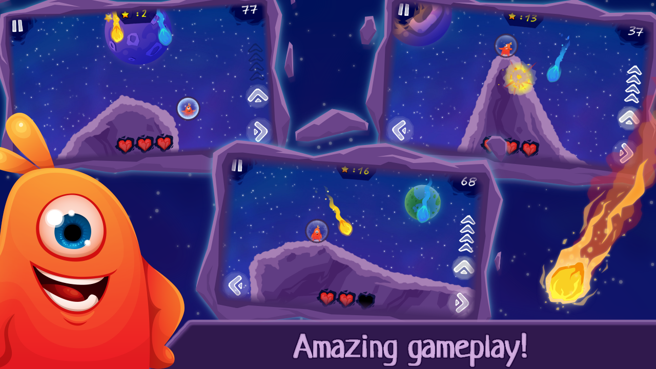 POiSE: Space Adventure - screenshot