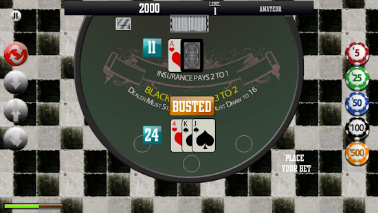 Blackjack store hours