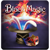 Black Magic GO Launcher Theme