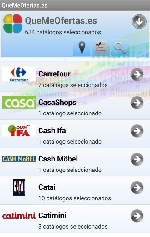 QueMeOfertas.es- screenshot