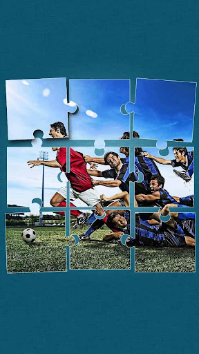 體育 益智遊戲 : 拼圖遊戲