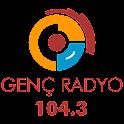 Genç Radyo 104.3 icon