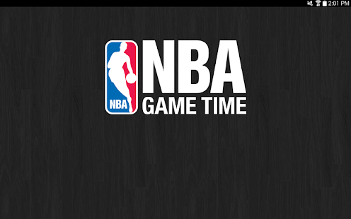 NBA Game Time for Tablets OLD- screenshot thumbnail