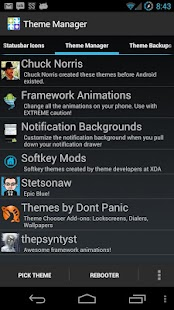 Theme Manager ★ root