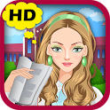School Dressup - Kids Games icon