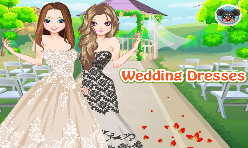 Wedding dresses girl games android apps on google play for Wedding dresses games online