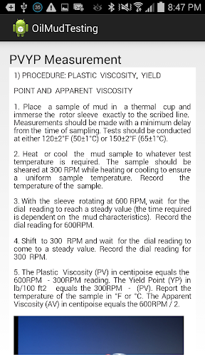 OilMud Testing Manual