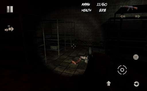 Dead Bunker II Spel (APK) gratis nedladdning för Android/PC/Windows screenshot
