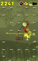 Screenshot of Rope the Frog
