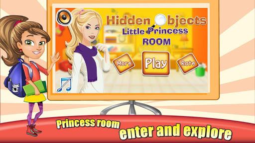 Hidden Objects Princess Room