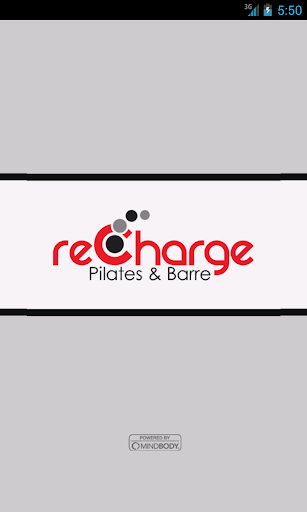 ReCharge Pilates Barre