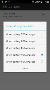 Eco Charge,extend battery life- screenshot thumbnail