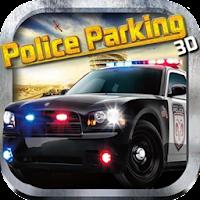 3D police car parking 1.3