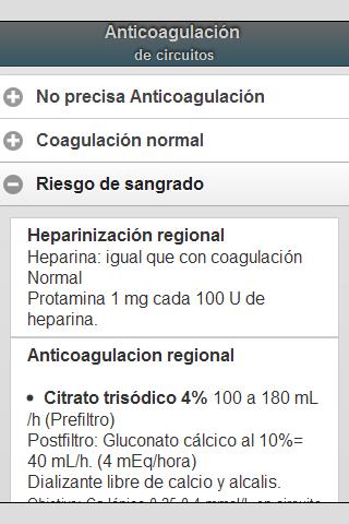 TRRC -depuración extrarrenal-- screenshot