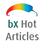 bX Hot Articles by Ex Libris