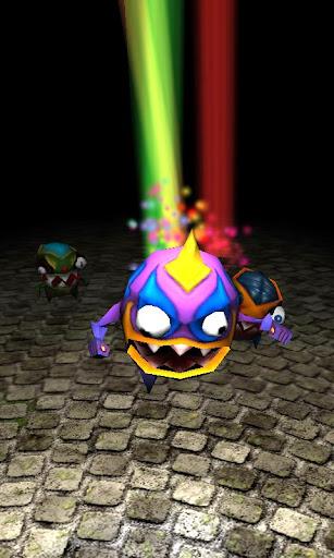 Halloween Monsters Live Wall