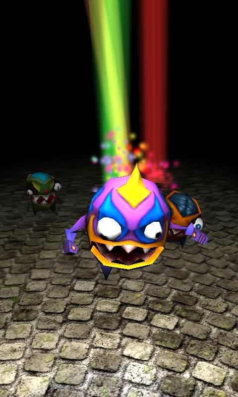 Halloween Monsters Live Wall- screenshot