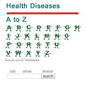 Health Diseases A to Z icon