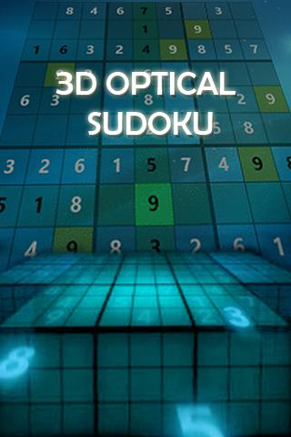 3D Optical Sudoku