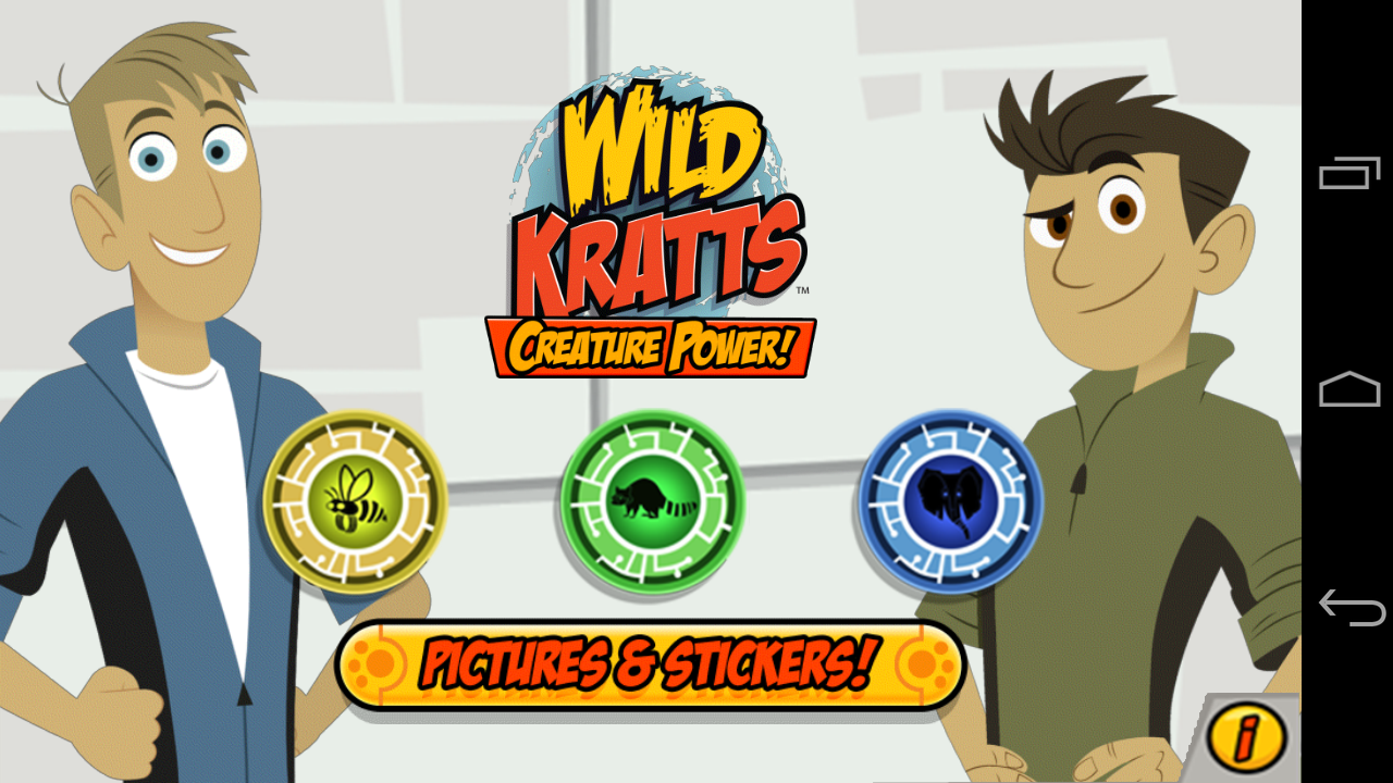 Wild Kratts Creature Power - screenshot