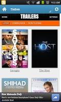 Screenshot of NZ Cinemas