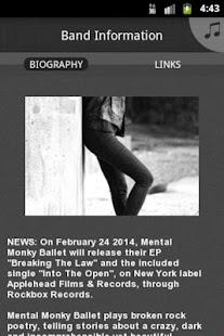 Mental Monky Ballet - screenshot thumbnail