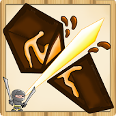 Bakery Ninja Slice : kill time