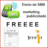 SMS sender Marketing mass FREE