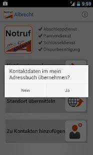 Notruf ALBRECHT- screenshot thumbnail