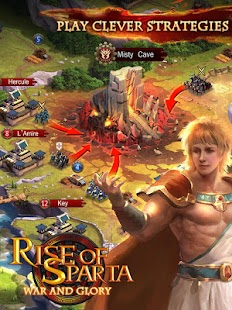 Rise of Sparta: War and Glory APK Descargar Download Android APK