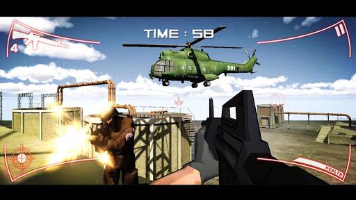 頂級狙擊槍射擊遊戲